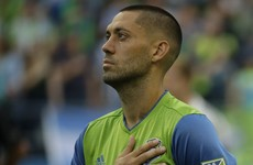 Former Tottenham and Fulham star Clint Dempsey sidelined with irregular heartbeat