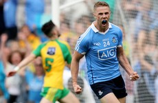 Mannion, Bastick and McCarthy named in Dublin team to take on Kerry