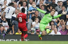 Liverpool left frustrated as Rose earns Spurs a point