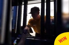 This ridiculously sound McDonald's drive-thru cashier is taking over the internet