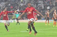 Last-gasp Rashford goal sees United break Hull hearts