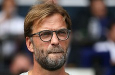 Jurgen Klopp defends benching Daniel Sturridge