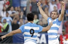 Late drama sees Argentina earn first-ever home win over South Africa