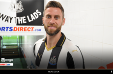 Former Sunderland striker Daryl Murphy seals move to Rafa Benitez's Newcastle