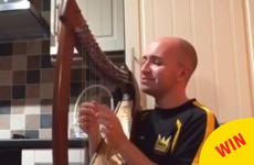 A Tyrone man's brilliant trad version of Shut Up and Dance has exploded on Facebook