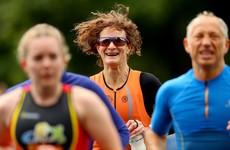 Familiar faces on show as Irish pair claim Dublin City Triathlon