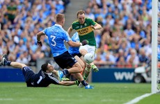 Late points carry Dublin to victory over Kerry in All-Ireland semi-final cracker