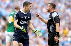 Jim Gavin hails Stephen Cluxton's half-time speech as Dublin book another All-Ireland final