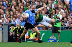 Ciaran Kilkenny's studies means he'll be spending the next two weeks in Donegal