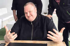Megaupload mogul Kim Dotcom wants to live-stream his fight against the United States