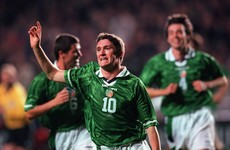 'A year-and-a-half before that, I was playing on the streets of Tallaght' - Keane picks favourite goal