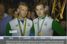 Paul O'Donovan: 'We're not great at judging crowds but I'd say there's a million or something here'