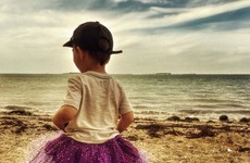 People on the internet are wearing tutus to support this little boy who was bullied for wearing his