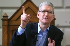 Tim Cook: 'Apple is the largest taxpayer in Ireland'