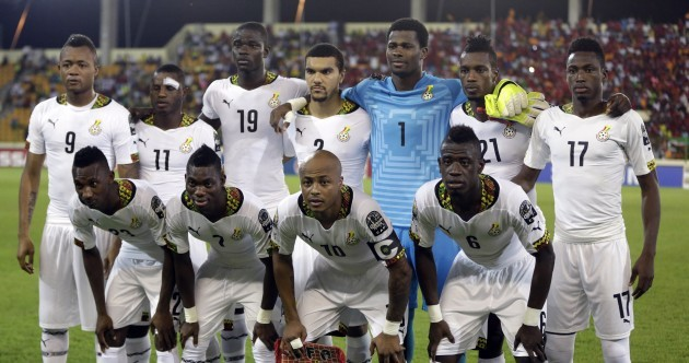 Andre Ayew and Asamoah Gyan forced to pay for teammates' airfares before AFCON qualifier