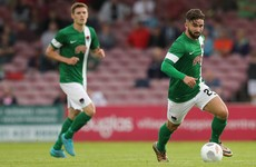 Cork City hit Bray for four to increase pressure on league leaders Dundalk