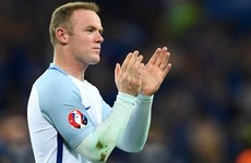 'I'll be proud to break Beckham's record' - says Rooney after confirming England retirement date