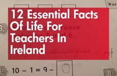 12 essential facts of life for teachers in Ireland