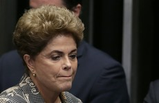 Cheers and cries as Brazil's president stripped of her title in impeachment
