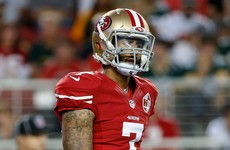 Colin Kaepernick's NFL career could be over after his refusal to stand for the US national anthem