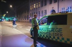 Man shoots three people, including two police officers, in Copenhagen