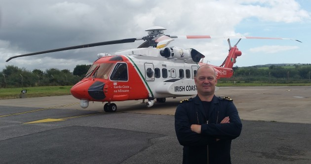 """It's not the kind of job you can do if you don't like getting up at night"" - a day in the life of a Coast Guard pilot"