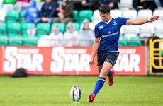 Carbery to make first start at 10 as Leinster name team for Pro12 opener