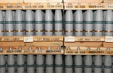The US is going to start destroying about 780,000 chemical-filled artillery shells