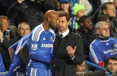 Anelka and Alex biding their time