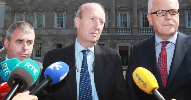 "Noonan claims Apple ruling an ""attack"" on Ireland's corporate tax regime"