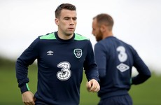 Coleman and O'Shea in race to be fit for Ireland's World Cup qualifying curtain-raiser