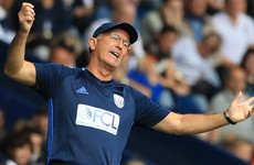 Tony Pulis cost West Brom two key signings, says chairman