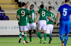Ireland U21s leave it late to seal important European Championship qualifying win