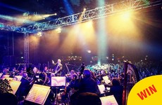 The RTÉ Concert Orchestra stunned EP last night with some 90's dance bangers
