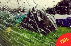 The soggy scenes from the Electric Picnic campsite this morning will ease all FOMO
