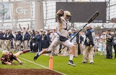 Georgia Tech beat Boston College in a game that was far from a classic