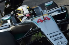 Compromised Hamilton takes Monza pole