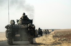Turkey sends tanks into Syrian village to fight Islamic State extremists