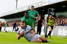 Connacht thumped on the opening day defence of their Pro12 crown
