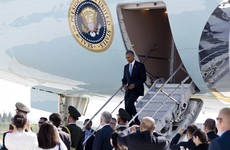 Power games: China didn't make things easy for Barack Obama landing in Hangzhou