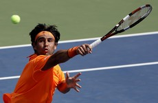 Baghdatis punished for texting wife during US Open clash