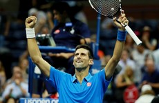 Djokovic through as Nadal crashes out of US Open