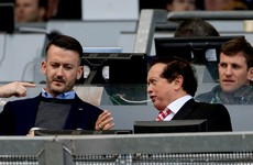 Marty Morrissey paid tribute to Bowie and Ali as he set the scene at Croker yesterday