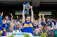 Tipp skipper Brendan Maher left one important man out of his All-Ireland acceptance speech