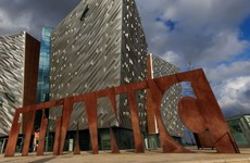 Titanic Belfast beats Eiffel Tower to be named Europe's leading visitor attraction