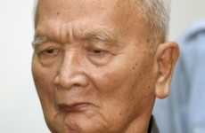 Pol Pot's deputy tells court: Khmer Rouge 'were not bad people'
