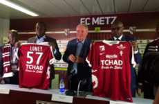 Chad, the 4th-poorest nation in the world, is the main sponsor of French side Metz