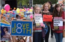66% of people want a referendum on abortion in Ireland