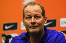 Netherlands coach Blind adamant he will not resign