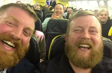 11 things that could only happen on Irish flights